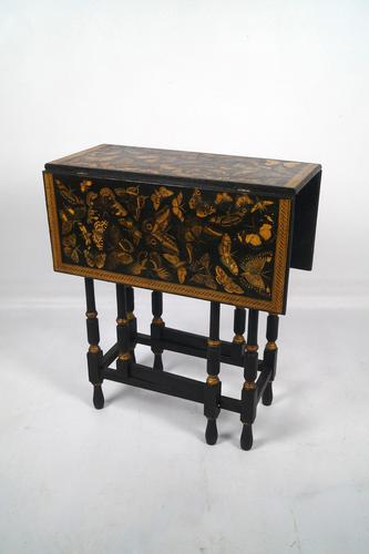 1930's Drop Leaf Table (1 of 9)