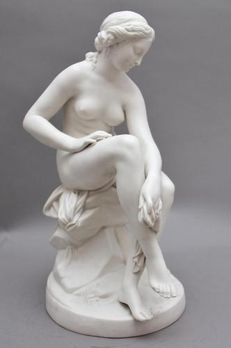 19th Century Parain Figure of a Female Nude (1 of 8)