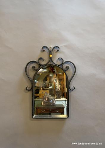 French Scroll Mirror (1 of 5)