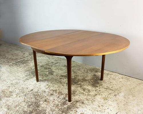 1970's Extending Dining Table by A.H. Mcintosh (1 of 5)