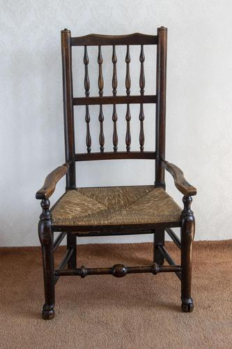 Lancashire Spindle Back Childs Chair (1 of 6)