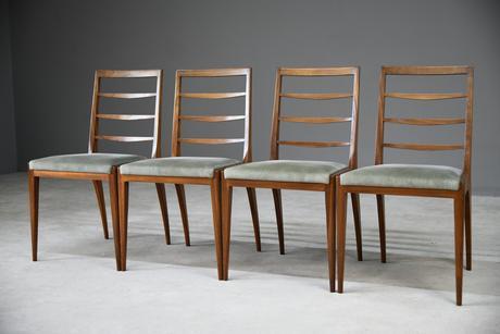4 McIntosh Retro Dining Chairs (1 of 11)