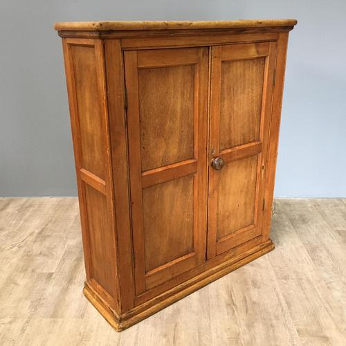 19th Century Pine Cupboard (1 of 6)