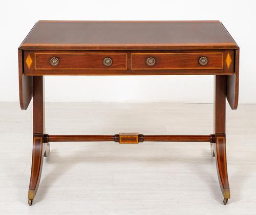 Mahogany Regency Style Sofa Table (1 of 10)