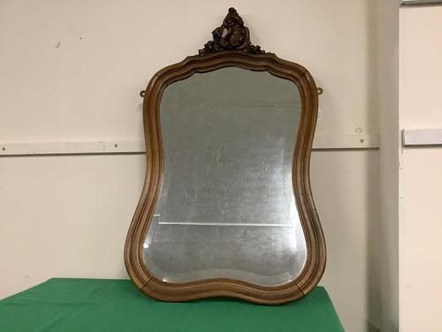 French Bevelled Period Mirror (1 of 3)