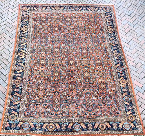 Antique Mahal carpet 369x262cm (1 of 10)