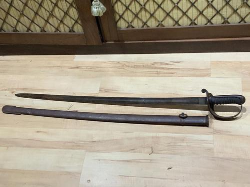 Sword 19th Century British (1 of 10)
