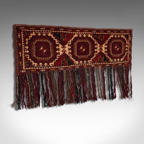 Antique Tekke Torba, Caucasian, Woven, Tent Bag, Decorative Wall Covering, 1900 (1 of 10)