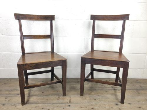 Two Similar Welsh Farmhouse Chairs (1 of 9)