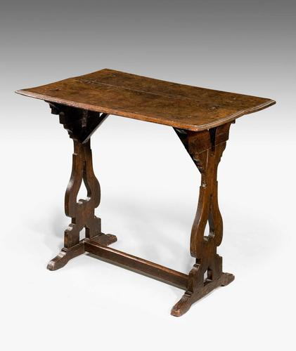 Late 17th Century End Support Table (1 of 2)