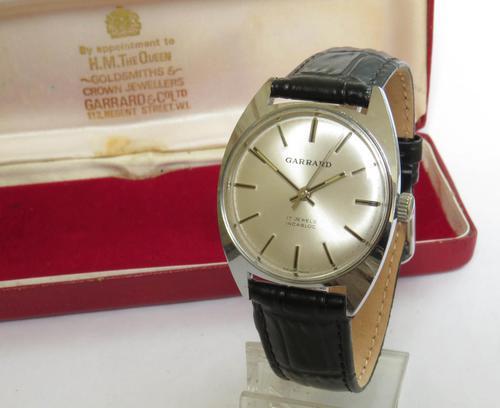 Gents 1960s Garrard Wristwatch (1 of 5)