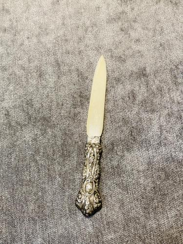 Silver Handled Paper Knife (1 of 9)