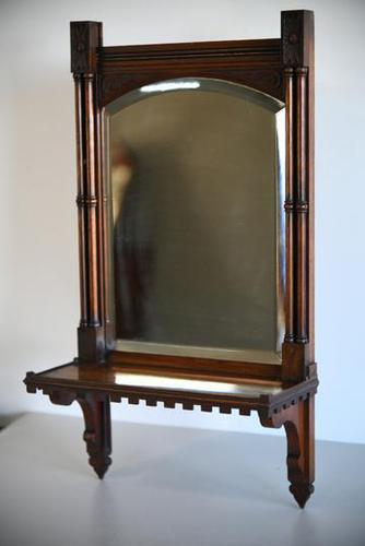 Victorian Corner Mirror (1 of 10)