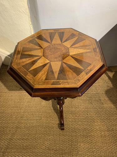 Victorian Lamp Table (1 of 6)