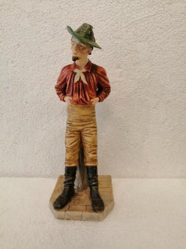 Fine Royal Worcester Figure - Yankee (1 of 10)