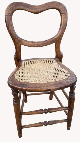 Rare Victorian Organists Chair (1 of 5)