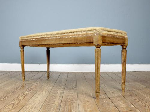 Late 19th Century French Bench (1 of 6)