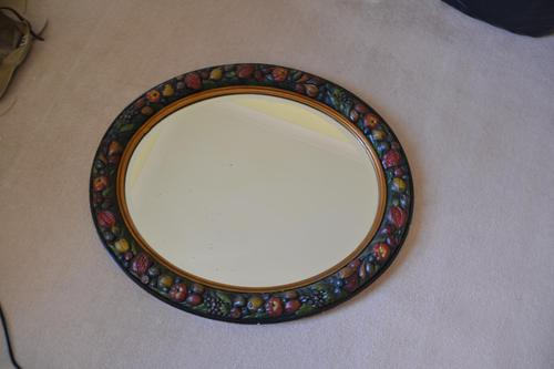 Edwardian Barbola Mirror (1 of 2)