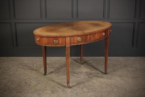 George III Oval Writing Table (1 of 23)