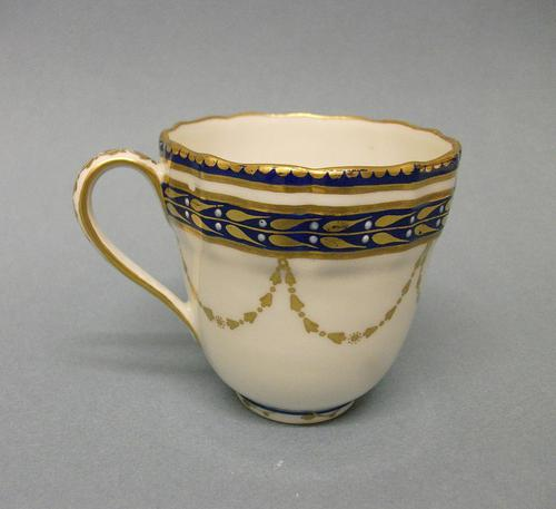 Derby Coffee Cup, c.1790-1800 (1 of 7)