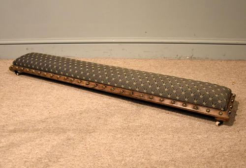 Fender Stool Mahogany 19th Century (1 of 3)