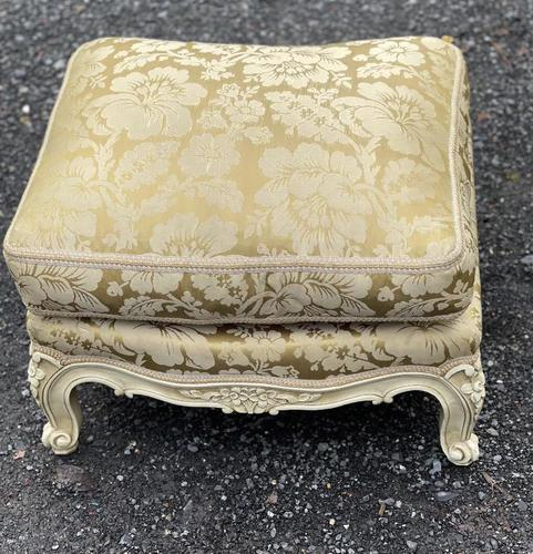 French Louis XV Footstool (1 of 6)