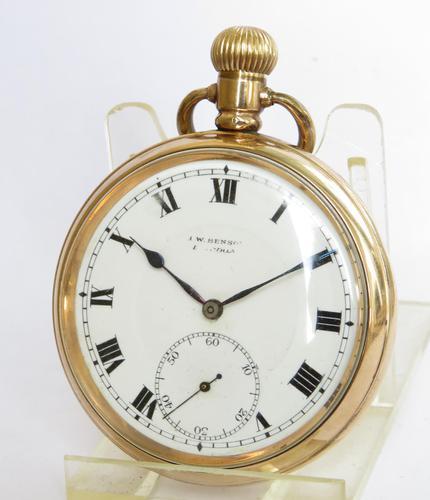 1930s Swiss Pocket Watch by Thommen (1 of 4)