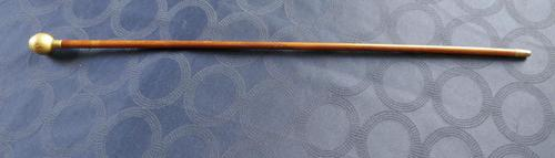 Canford School O.T.C. Swagger Stick (1 of 6)
