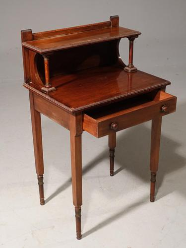 Most Attractive Regency Period Side Table of Small Proportions (1 of 6)