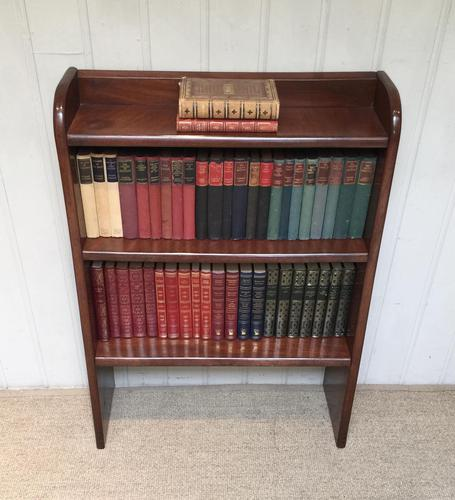 1930s Solid Mahogany Bookcase (1 of 8)
