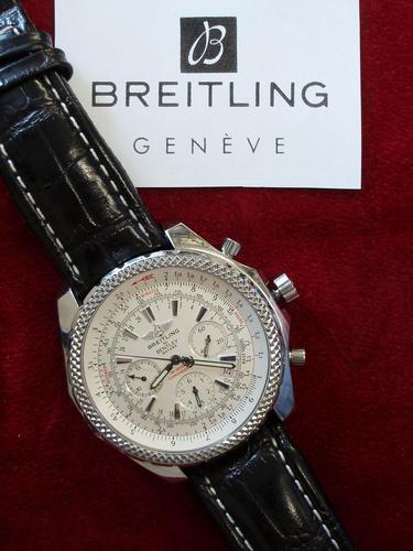 Breitling For Bentley  Wristwatch (1 of 8)