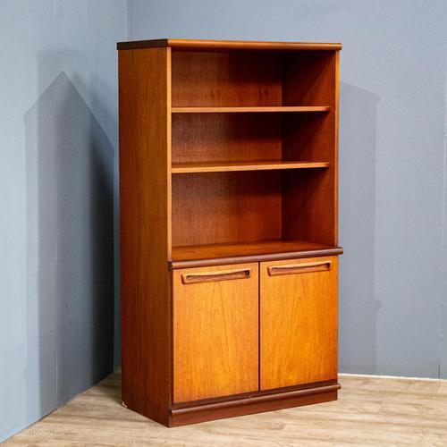 Mid Century Teak Bookcase (1 of 8)