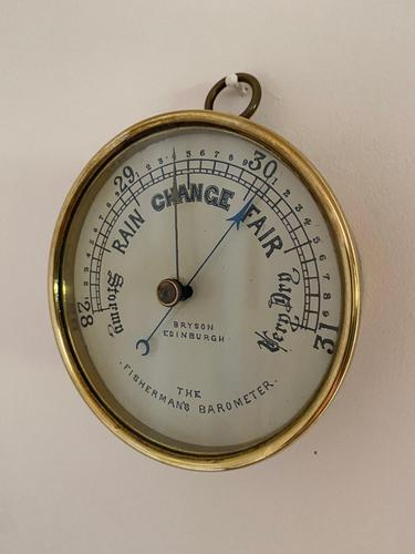The Fisherman's Barometer, by Bryson Edinburgh (1 of 3)