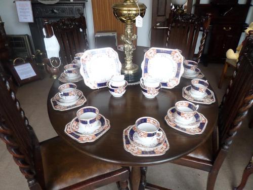 Large amount of Empire China as a beautiful Tea Set! (1 of 7)
