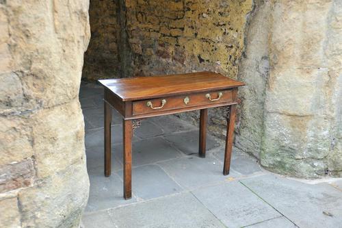 Fruitwood George II/III Side Table (1 of 12)
