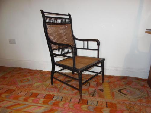 E. W. Godwin Ebonised Chair (1 of 6)