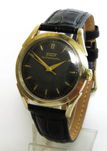 Gents Tissot Bumper Automatic Wrist Watch, 1953 (1 of 4)