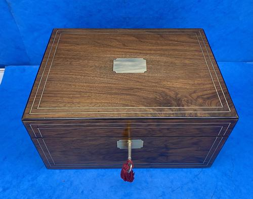 Rosewood Jewellery Box (1 of 17)