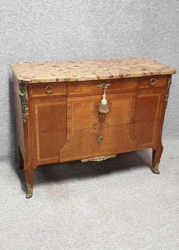 Top Quality French Commode Chest of Drawers (1 of 8)