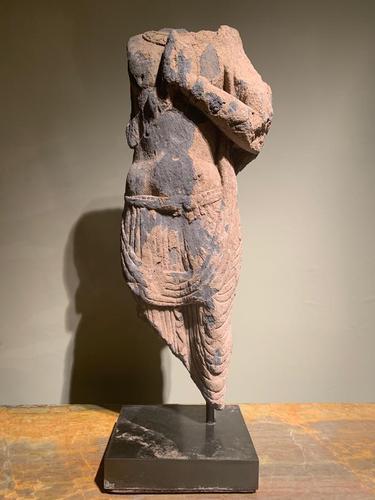 Small Gandharan Buddha Torso (1 of 5)