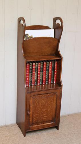 Oak Cabinet c 1930 (1 of 12)