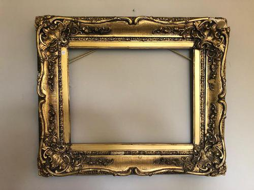 Large Antique Picture Frame (1 of 2)