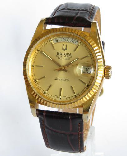 Gents Bulova Super Seville Wrist Watch (1 of 6)