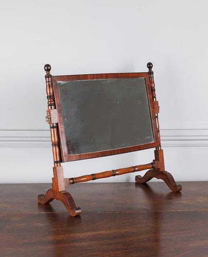 19th Century Swing Mirror (1 of 5)