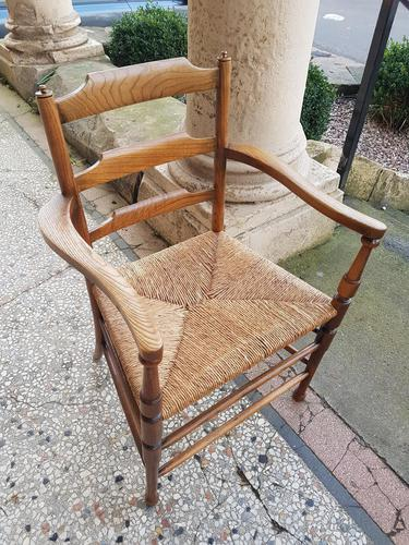 Antique Country Armchair (1 of 8)