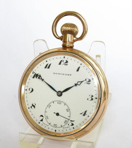 1930s Pocket Watch, Kings Road Allotments (1 of 5)