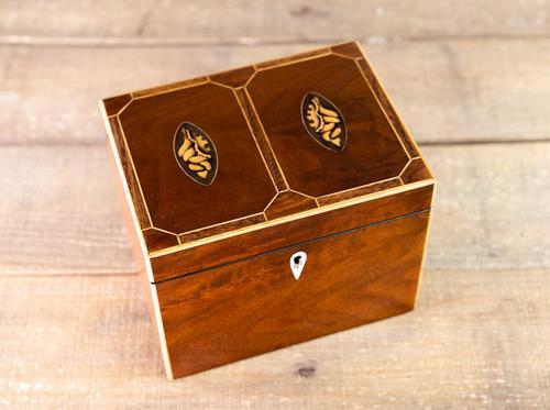 Stunning Georgian Watch Box 1820 (1 of 10)