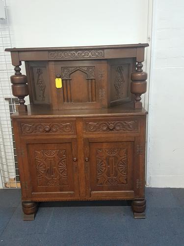 Oak Cupboard (1 of 4)