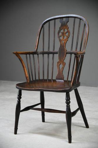 Antique Windsor Chair (1 of 12)