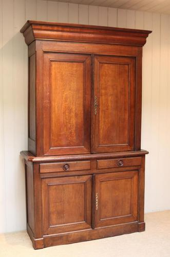 Rustic French Oak Cupboard (1 of 12)